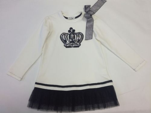 Little Lady Crown Tulle Set